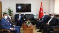 Başkan Cabbar Açıklaması 'E-Sınav Salonu Develimize Hayırlı Olsun'