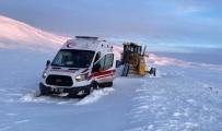 Büyükşehir'in Kar Timleri Kırsalda Da İş Başında