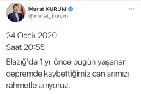 Çevre Ve Şehircilik Bakanı Murat Kurum Açıklaması 'Ülkemizi Depremlere Hazır Hale Getiriyoruz'