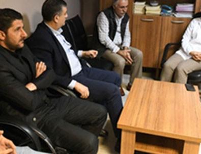 CHP'li Belediye Başkanı PKK hücresini ziyaret etmiş!