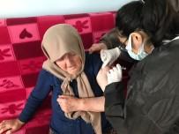 Cide'de 85 Yaş Ve Üzeri Vatandaşların İlk Doz Aşıları Tamamlandı