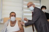 Çorum'da Korona Virüs Aşısında Son Durum