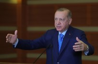Cumhurbaşkanı Recep Tayyip Erdoğan Açıklaması 'CHP'nin İfa Ettiği Görev HDP Ve İYİ Parti İttifakını Dengede Tutmak'