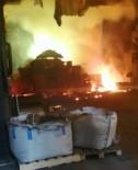 Döküm Fabrikasında Patlama