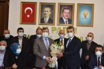 Dr. Sezgin Mumcu AK Parti Trabzon İl Başkanlığı Görevini Devraldı