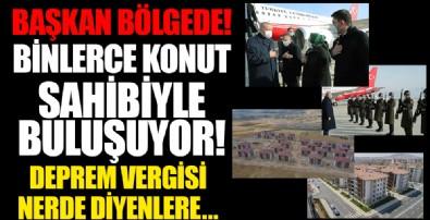 Elazığ'da 8 bin konutun inşaası tamamlandı! 5 bin 500 ev Başkan Erdoğan'ın katılacağı törenle hak sahiplerine verilecek
