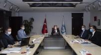 Erciyes Yüksek İrtifa Kamp Merkezi İçin Yatırım Toplantısı