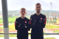 Eskişehirspor'dan İki Futbolcu Milli Takım Kampına Dahil Oldu