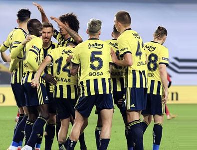 Fenerbahçe kazanarak kapattı!