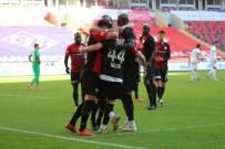 Gaziantep FK'nın İlk Yarı Karnesi