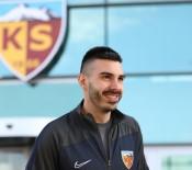 Kayserispor'un Fenerbahçe Maçı Kafilesi