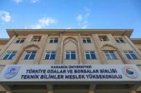 KBÜ TOBB TB MYO Yeni Binasında Eğitime Hazır