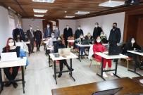 Manisa'da İş Fırsatı Sağlayan Kursa İlgi