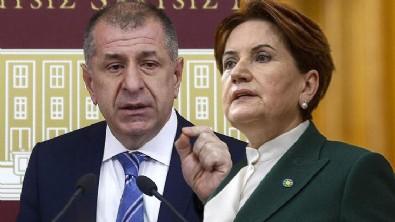 Meral Akşener'in gündeminde Ümit Özdağ'ın ihracı var