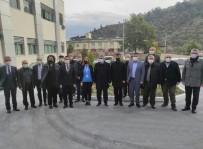 MHP Aydın İl Başkanı Alıcık, İlçe Teşkilatı İle Buluştu