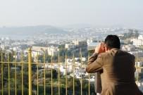 Milyonlarca Turist Bodrum'u Artık Seyir Terasından İzleyecek