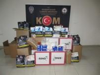 Nevşehir'de 87 Kilo Kaçak Tütün Ele Geçirildi