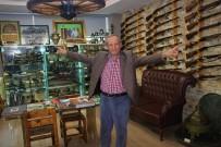 Ofisini Müzeye Çevirdi, 10 Bin Yıllık Fosil Bile Var