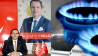 Palandöken Refah'ın İlçe Başkanı Kızıltaş'tan Doğalgaz Desteği Önerisi