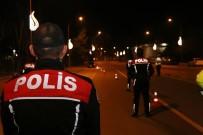 Sakarya'da Kısıtlamaya Uymayan 157 Kişiye 174 Bin TL Para Cezası