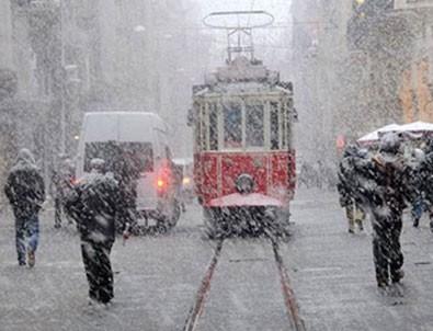 Sıcaklık düşecek! İstanbul'a kar geri geliyor