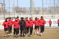 Sivas Belediyespor, Kırklarelispor Maçına Hazırlanıyor