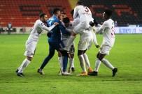 Süper Lig Açıklaması Gaziantep FK Açıklaması 1 - Hatayspor Açıklaması 1 (Maç Sonucu)