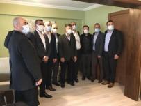 Türkiye Maden İşçileri Sendikasından AK Parti'li Özkan'a Tazminat Teşekkürü