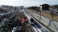 Yüksek Hızlı Tren Sivas'ta