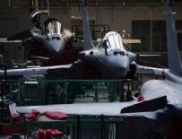 Yunanistan, 18 Rafale Savaş Uçağı Satın Almak İçin Fransa İle Anlaşma İmzaladı