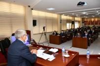 2021 Yılı İlk İl Koordinasyon Kurulu Toplantısı Yapıldı