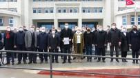 AK Parti Çanakkale İl Başkanı Makas Mazbatasını Aldı