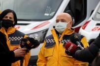 AK Parti Kayseri Milletvekili İsmail Tamer, 'Aşı Konusunda Hiçbir Sıkıntımız Yok'