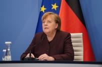 Almanya Başbakanı Merkel Açıklaması 'Korona Hem Zayıf Hem De Güçlü Yönümüzü Gösterdi'