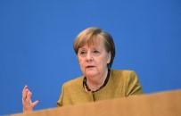 Almanya Başbakanı Merkel, Biden İle Görüştü