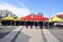 Atatürk'ün Gaziantep'i Gelişinin 88. Yıl Dönümü Kutlandı