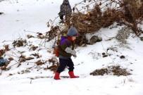 Aydın'ın Doğu İlçelerine Kar Geliyor