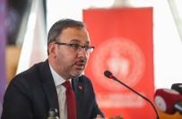 Bakan Kasapoğlu, Giresun İçin 'Gençlik Ve Spor Yatırımları' Projesi Protokolünü İmzaladı