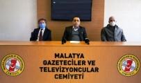 Basın Mensuplarından Yeni Malatyaspor Başkanı Gevrek'e Sert Tepki