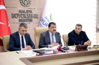 Büyükşehir Belediyesi Malatya İçin Yatırımlarına Devam Ediyor