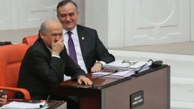 Devlet Bahçeli'den Özlem Gürses'e: Size sadece gülüyoruz