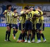 Fenerbahçe, İlk Yarının Son Maçında Kayserispor'u 3-0 Yendi