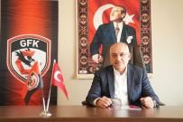 Gaziantep FK'da Hedef Galatasaray Maçını Galip Bitirmek