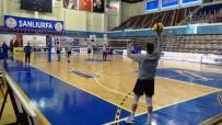 Haliliye Belediyespor Galatasaray Maçı Hazırlıklarını Sürdürüyor