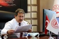 İl Sağlık Müdürü Doç. Dr. Ali Benli, 'Bu Virüs Bize Birçok Ezberimizi Bozdurdu'