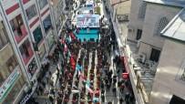 Kağıthane'nin 3. Tematik Caddesi 'Vatan' Açıldı