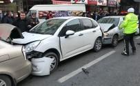Kayseri'de Feci Kaza Açıklaması 2'Si Ağır 7 Yaralı