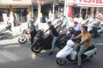 Kilis'te Trafikteki Araçların Yarısı Motosiklet