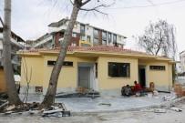 Körfez Belediyesi'nden Ağadere'ye Yeni Mescit Ve Tuvalet