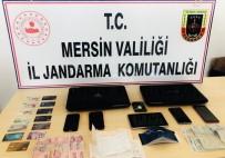 Mersin'de Yasa Dışı Bahis Operasyonu Açıklaması 9 Gözaltı